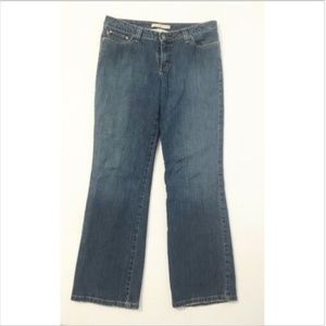 Tommy Hilfiger Low Rise Boot Stretch Bootcut Jeans